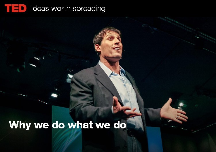 tony robbins  6 human needs that motivate people to take