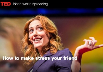 Challenge yourself kelly mcgonigal how to make stress your friend