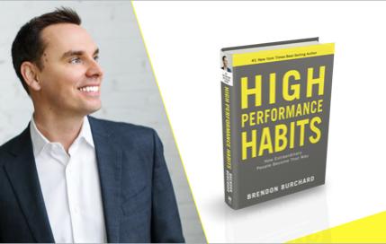 Брендон Берчард: 6 привычек для повышения личной эффективности на основе 20 лет исследований Полезные книги для саморазвития