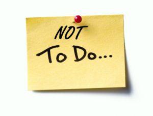 Мини-курс 7 привычек, которые нужно прекратить, чтобы быть продуктивным